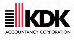 Orlando CPA, Tax Accountant, Financial Advisor | KDK Accountancy Corporation Logo