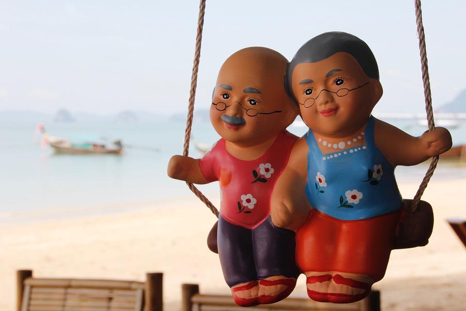 Swingers in Paradise