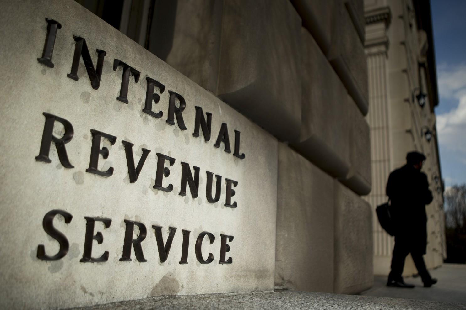 Trumps Tax Plan - IRS