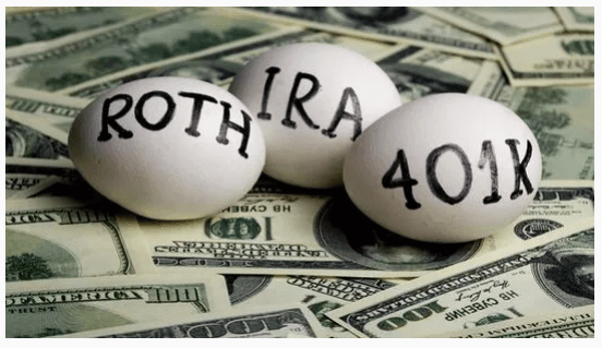 roth ira 401k image