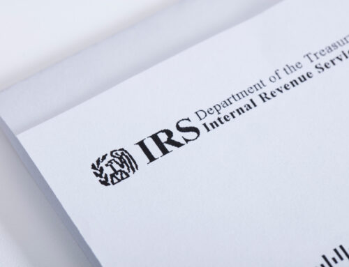 Received A Letter From The IRS? Here's What To Do